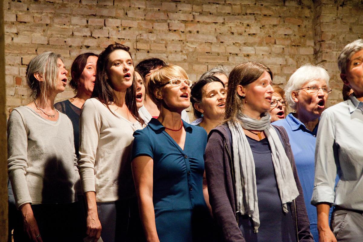 Singfrauen Berlin